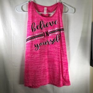 Idealogy Hot Pink and Black Size XL